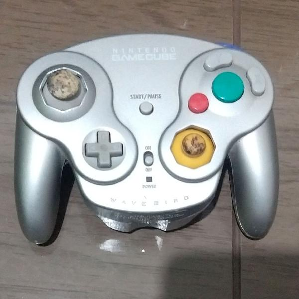Controle game cube