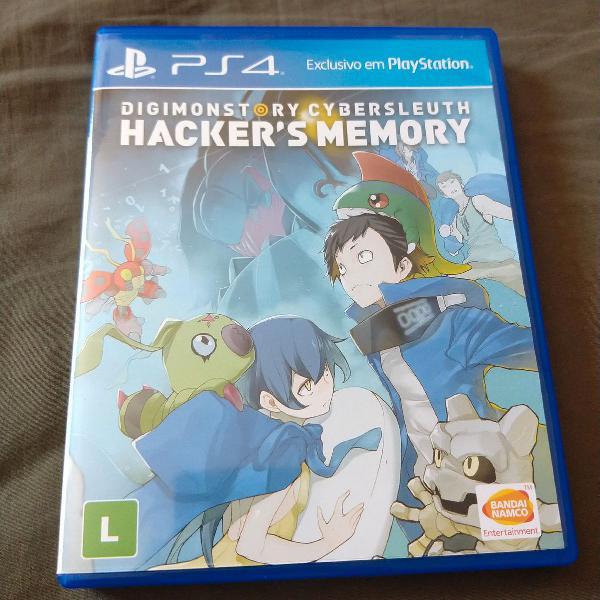 Digimon story cyber sleuth hacker's memory ps4 jogo rpg