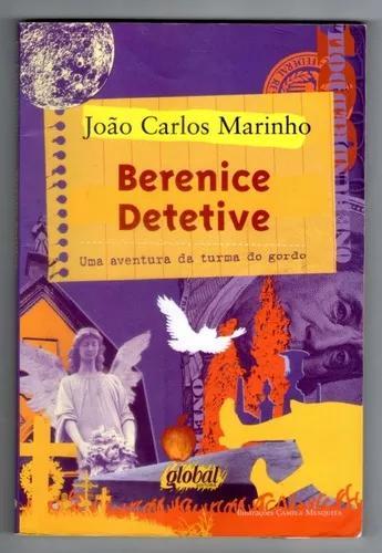 Livro: Berenice Detetive - João Carlos Marinho