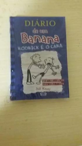 Livro diário de um banana - rodrick é o cara