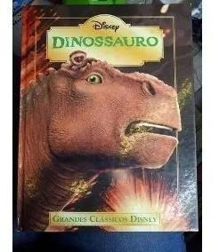 Livro Disney Dinossauros Clássicos Disney