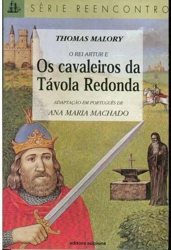Livro Os Cavaleiros Da Távola Redonda - Thomas Malory -