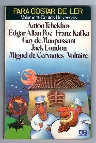 Livro: Para Gostar De Ler - Volume 11 - Contos Universais