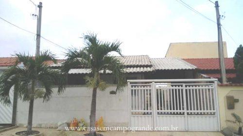 RJ – Campo Grande – Bairro Andréia – Casa Linear 2