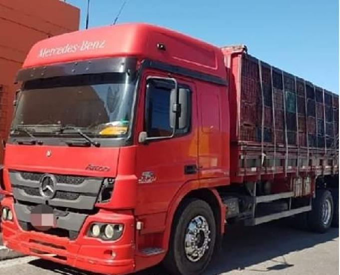 Scania atego 2429 1414 6x2