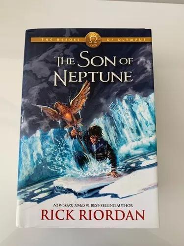 The son of neptune - book 2 - rick riordan - livro
