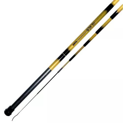 Vara de pesca telescópica marine sports bamboo 3607 3.6m