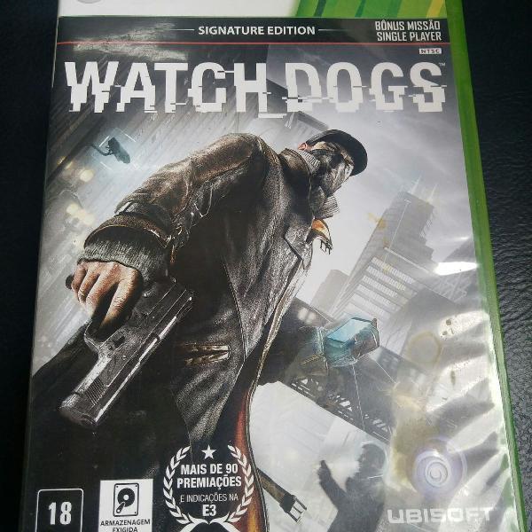 Watchdogs - xbox360