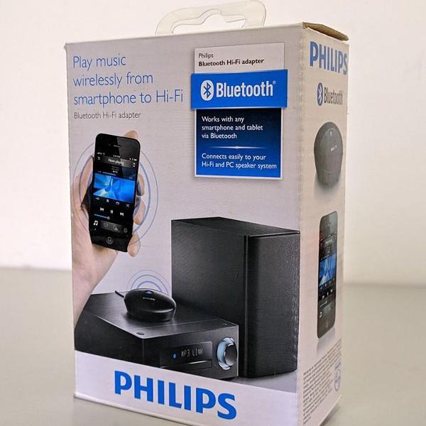 Adaptador wireless bluetooth hifi original philips