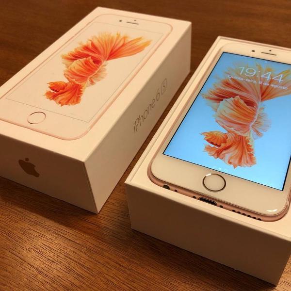 Apple iphone 6s 64gb rosé