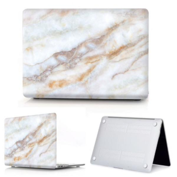 Capa case macbook air 13 (2016/2017) mármore