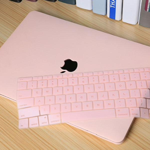 Capa case macbook air 13 (2016/2017) rosa