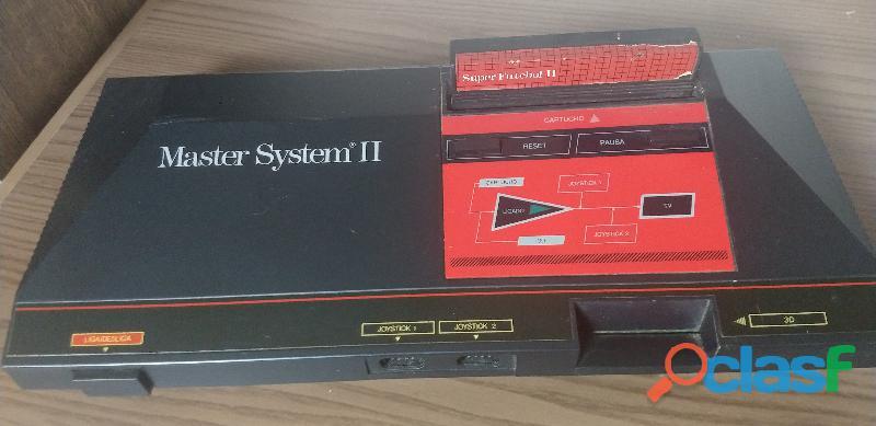 Carcaça master system ii
