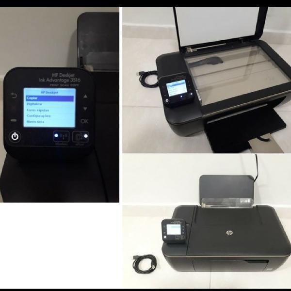 Computador + impressora
