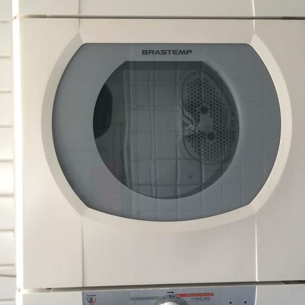 Secadora brastemp 10 kg com suporte