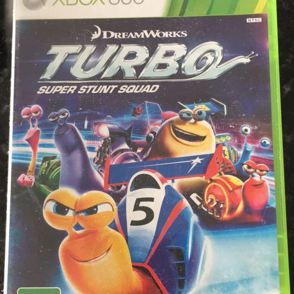 Turbo da dream works para xbox 360