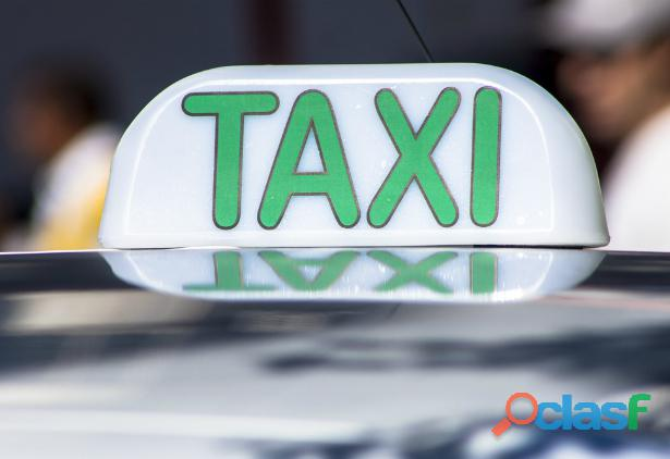 Vendo Alvará de Táxi de São Paulo/SP