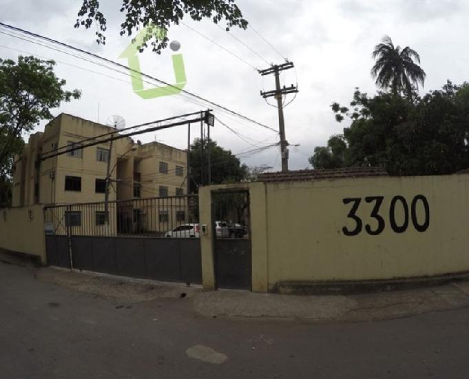Aluguel - apartamento no condomínio comendador soares