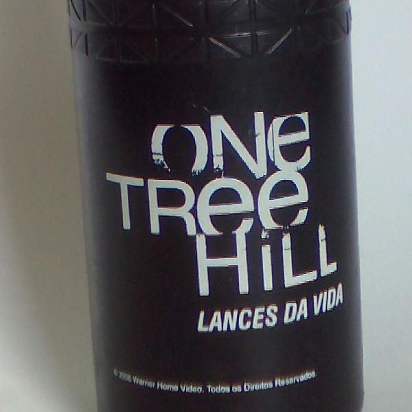 Garrafa comemorativa da série lances da vida- one tree hill