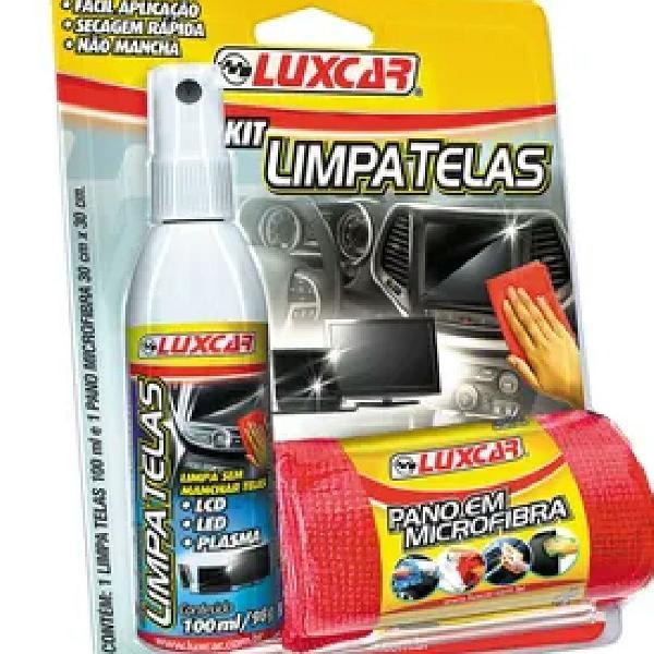 Kit limpa tela, notebook, tablet, tv led etc.