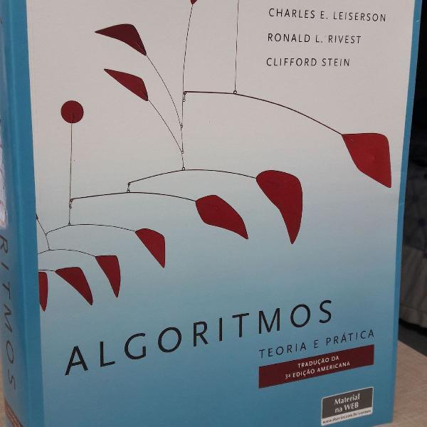 Livro algoritmos teoria e prática