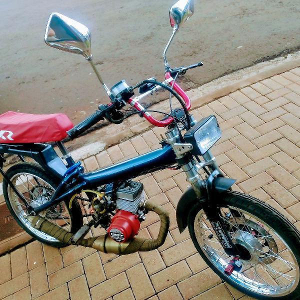 Mobilete bikelete caloi xr em excelente estado