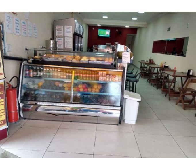 Pastelaria Nova em São Bernardo Faz R$ 38 Mil -