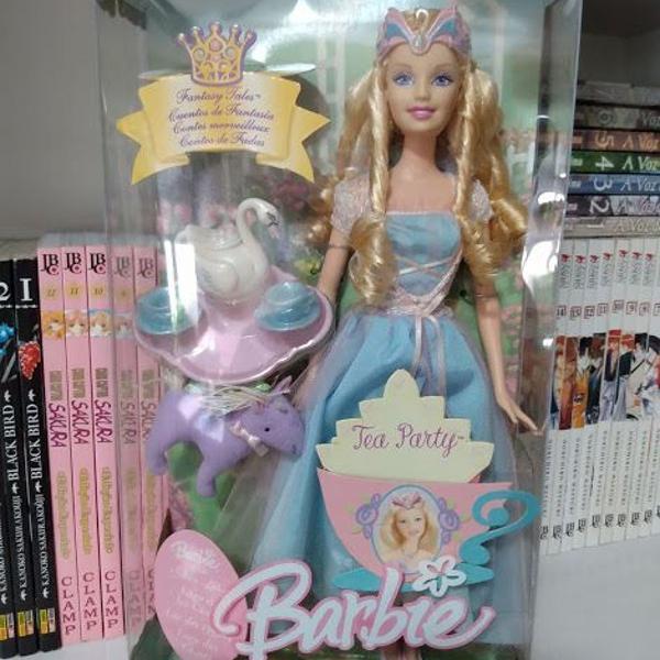 Barbie princesa do lago
