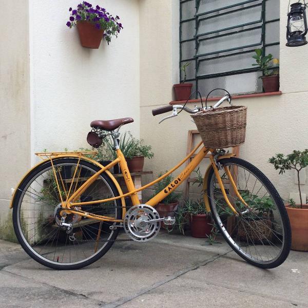 Bicicleta caloi ceci 1979