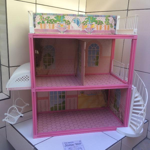 Casa da barbie - sonho de rosas=)
