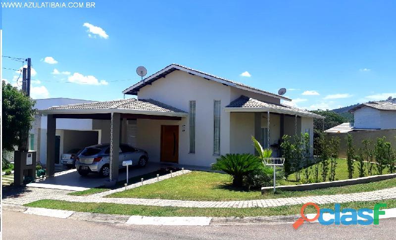 Casa térrea em Atibaia, Condomínio Atibaia Park ( Terras de Atibaia)