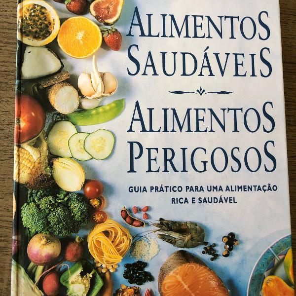 Livro alimentação saudável