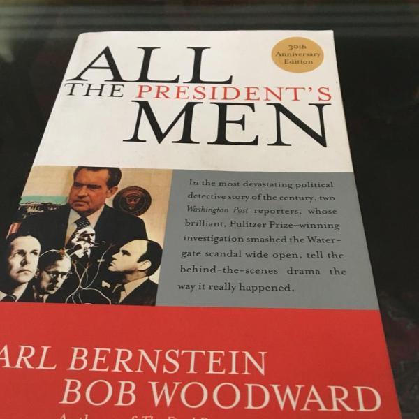 Livro all president's men