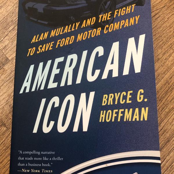 Livro american icon