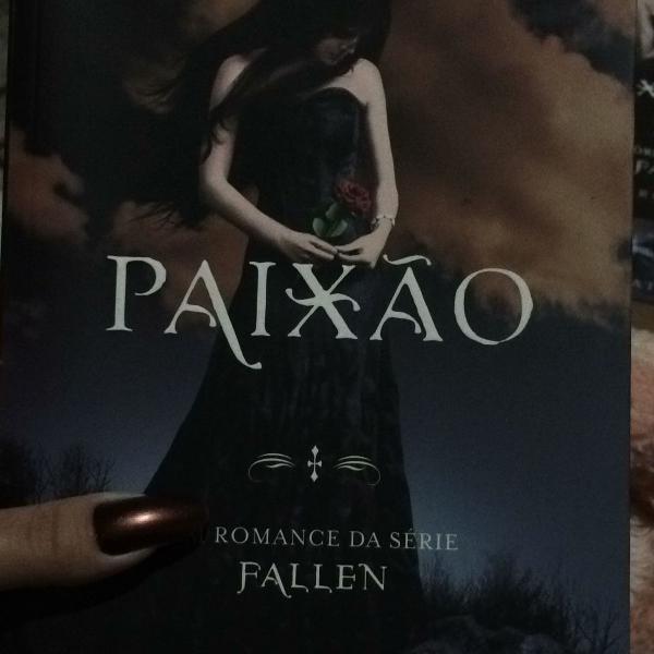 Livro paixão