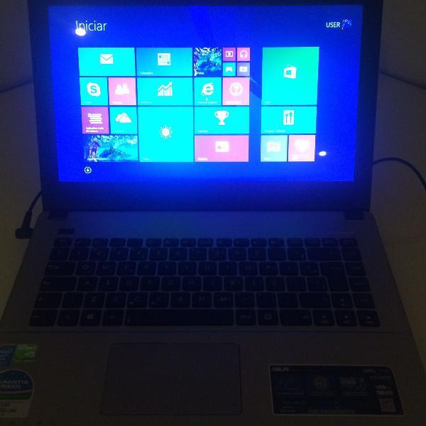 notebook asus intel core i7 x450l