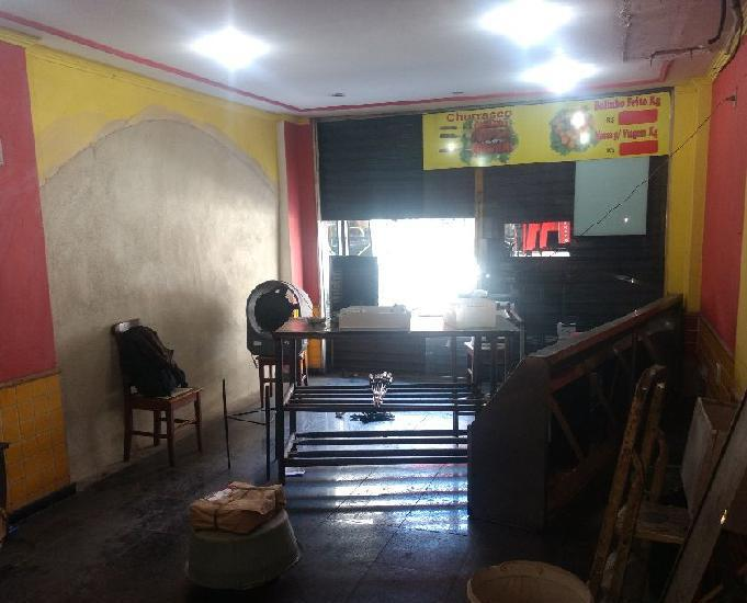 Alugo loja 40m² - próximo ao calçadão - centro de caxias