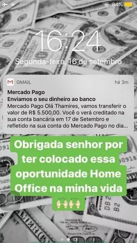 Apostila home office sua chance de ganhar r$38,00 por dia!!