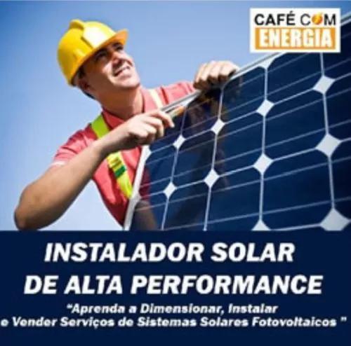 Aprenda a instalar energia solar