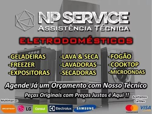 Assistência técnica eletrodomésticos -