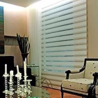 Confecção de cortinas e persianas sob medida de alto