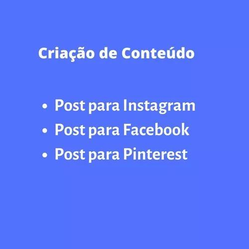Criador de conteúdo para as redes sociais