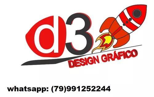 Designer gráfica, artes profissionais logotipo/logomarca