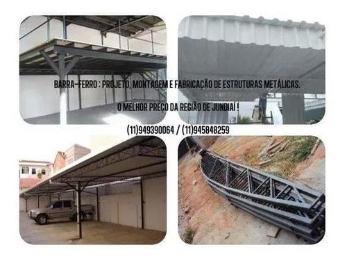 Estruturas metálicas: projeto, fabricação & montag