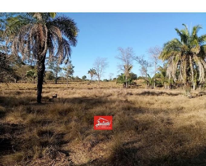 Fazenda em araguapaz go área 338 hectares terra cultura