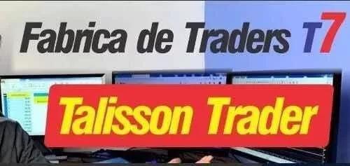 Indicador thalisson trader - apenas p/ os 5 primeiros