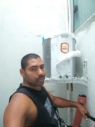 Instalacao de ar condicionado acj e split