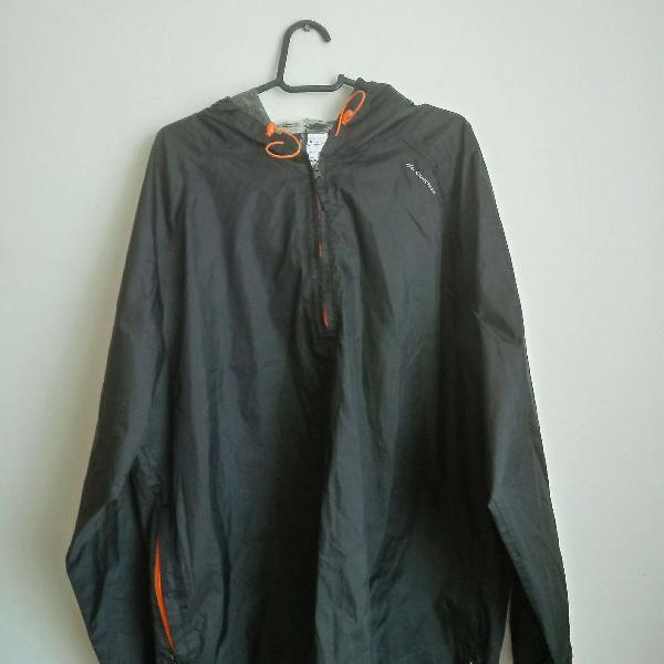 Jaqueta masculina impermeável