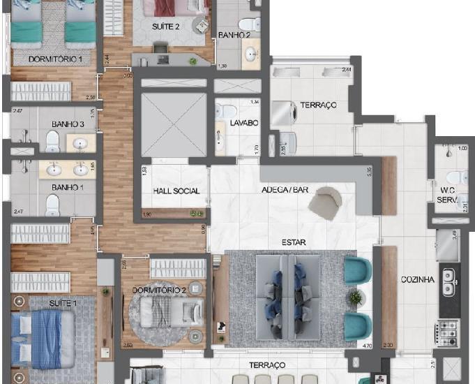 Oportunidade Apartamentos Vila Mariana