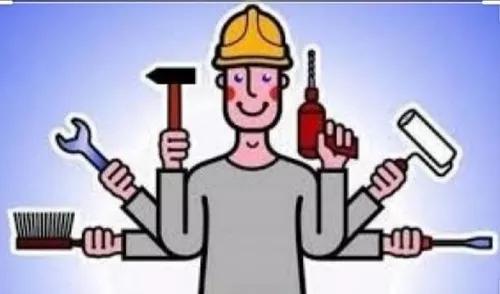 Prestação de serviços (reparos, reformas, pinturas etc)